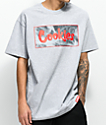 Cookies Black Smoke Grey T-Shirt