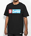 Cookies Blammer Logo camiseta negra