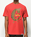 Cookies C-Leaf Red T-Shirt