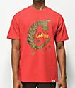 Cookies C-Leaf camiseta roja
