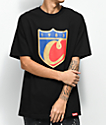 Cookies Carrera Logo Black T-Shirt