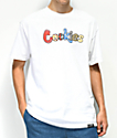 Cookies Cut From A Different Cloth camiseta blanca