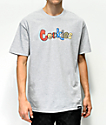Cookies Cut From A Different Cloth camiseta gris