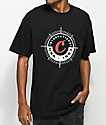 Cookies Expedition Logo Black T-Shirt
