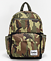 Cookies Fundamental Smell Proof Green Camo Backpack