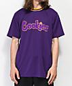 Cookies Hardwood Flava Purple Mesh T-Shirt