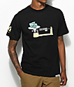 Cookies Major Weight Black T-Shirt