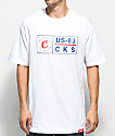 Cookies Monterey White T-Shirt