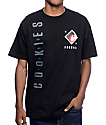 Cookies Ready For Flight Black T-Shirt