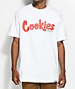 Cookies Thin Mint camiseta blanca y roja
