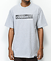 Cookies Tone Logo Grey T-Shirt