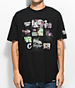 Cookies We Stack Different Black T-Shirt