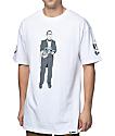 Cookies x Wizop Butler White T-Shirt