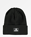 Cords Gas Station Black Beanie