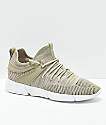 Cortica Infinity 1 Sand & White Knit Shoes