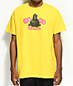 Create Gahzirra Yellow T-Shirt