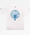 Crooks & Castles Bandusa White T-Shirt
