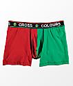 Cross Colours Color Block Boxer Briefs