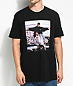 Cross Colours Dre & Snoop Legends camiseta negra