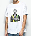 Cross Colours Snoop Mug camiseta blanca