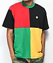 Cross Colours Square Block T-Shirt