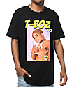 Cross Colours T-Boz Black T-Shirt