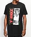 Cross Colours T-Boz Circa 1994 camiseta negra