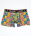 Cross Colours calzoncillos boxer de abecedario