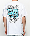 Cruizer & Co. Mask White T-Shirt