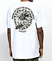 Cruizer Surf White T-Shirt