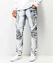 Crysp Montana Dirty Bleach Denim Jeans