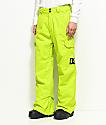 DC Banshee Tender Shots 10K Snowboard Pants
