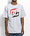 DC Cascade Grey T-Shirt
