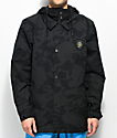 DC Cash Only SE Black Camo 10K Snowboard Jacket