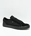 DC Lynnfield S Black Skate Shoes