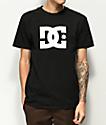 DC Star camiseta negra