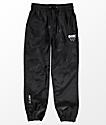 DGK 24\7 Black Windbreaker Pants