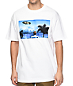 DGK All Out camiseta blanca