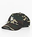 DGK Blessed Camo Strapback Hat