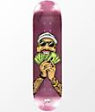 """DGK Boo Money Fan Foil 8.25"""" Skateboard Deck"""
