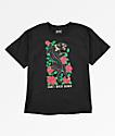 DGK Boys Don't Back Down Black T-Shirt