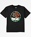 DGK Boys Familia Black T-Shirt