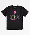 DGK Boys Peaceful Black T-Shirt