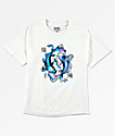 DGK Boys Yin Yang White T-Shirt