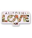 DGK Cali Love Sticker