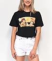DGK Cherubs Black T-Shirt