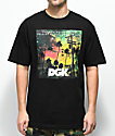 DGK City Never Sleeps camiseta negra
