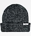 DGK Classic gorro en negro y color carbón