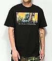 DGK Fear Not camiseta negra