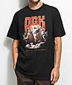 DGK Hail Black T-Shirt